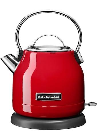 KitchenAid Wasserkocher »5KEK1222EER«, 1,25 l, 2200 W kaufen