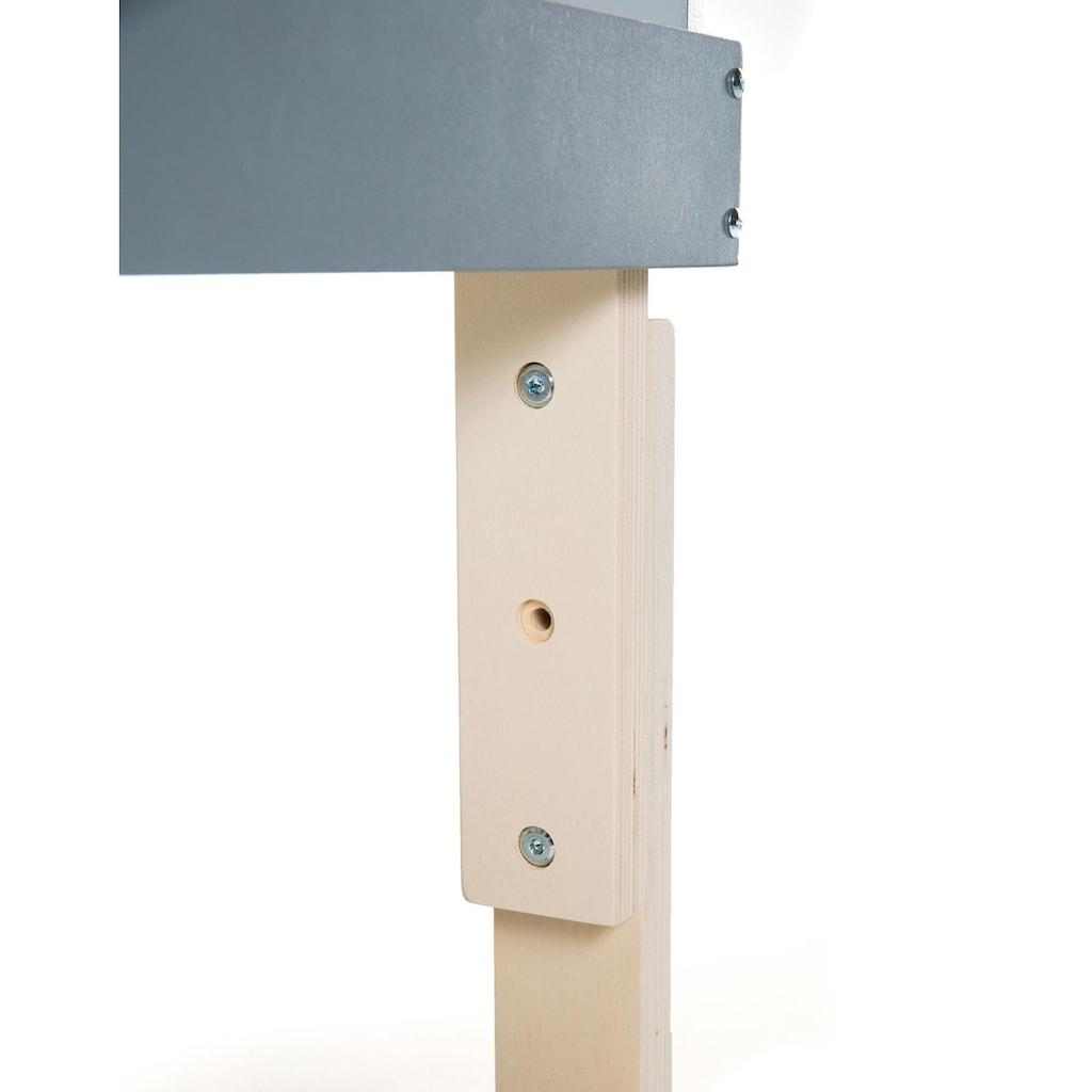 roba® Werkbank »Werkbank«, Höhenverstellbar