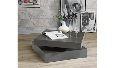 FORTE Couchtisch, mit Funktion, drehbare Tischplatte kaufen