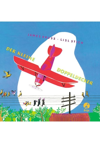 Buch »Der kleine Doppeldecker / James Krüss, Lisl Stich« kaufen