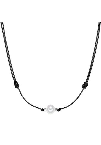 Valero Pearls Perlenkette »X692«, (1 tlg.), aus Süßwasser-Zuchtperlen kaufen