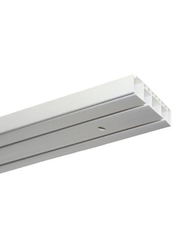 Gardinenstange, »Vorhangschienen Set Kunststoff GK«, GARDINIA, Fixmaß kaufen