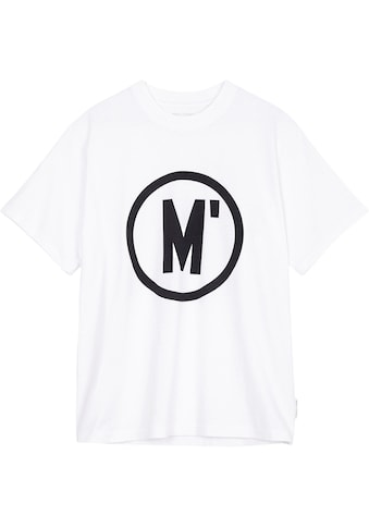 Marc O'Polo T-Shirt, mit coolem Front-Print kaufen