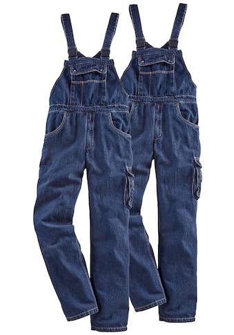 Latzhose »Worker Jeans 2er Set« kaufen