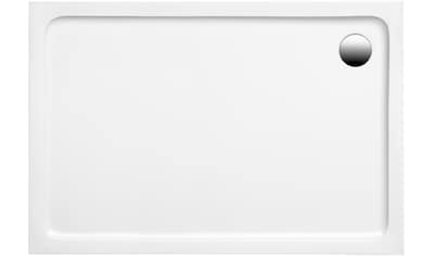 OTTOFOND Duschwanne »Set Rechteckduschwanne«, 1400x800/30 mm kaufen
