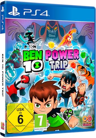 Ben 10: Power Trip! PlayStation 4 kaufen