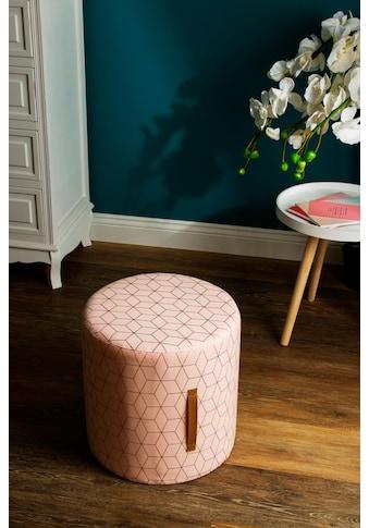 my Flair Sitzhocker »Nahla« kaufen
