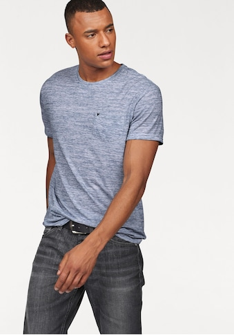 Bruno Banani T-Shirt, mit Brusttasche kaufen