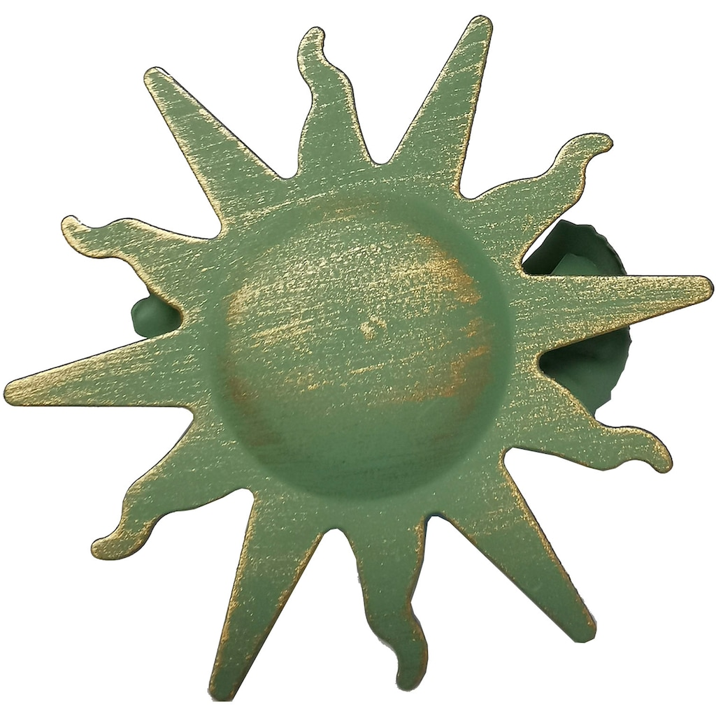 indeko Dekoklammer »Sonne B«, (5 St.)