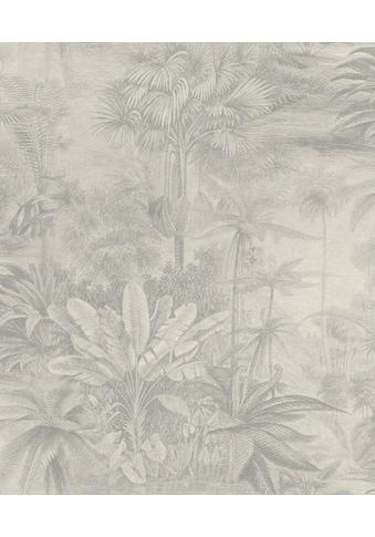 Rasch Vliestapete »Kerala«, gemustert-botanisch kaufen