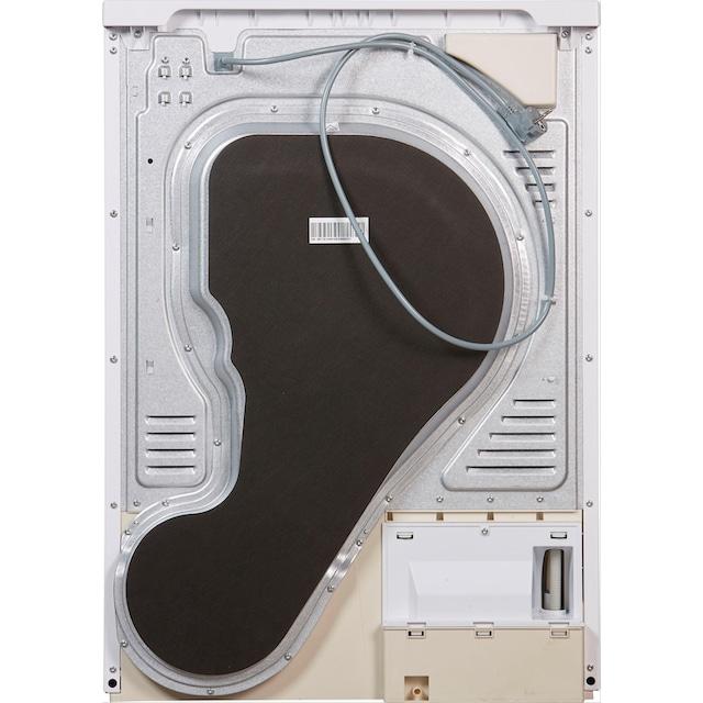 Sharp Kondenstrockner KD-GCB7S7PW9-DE, 7 kg