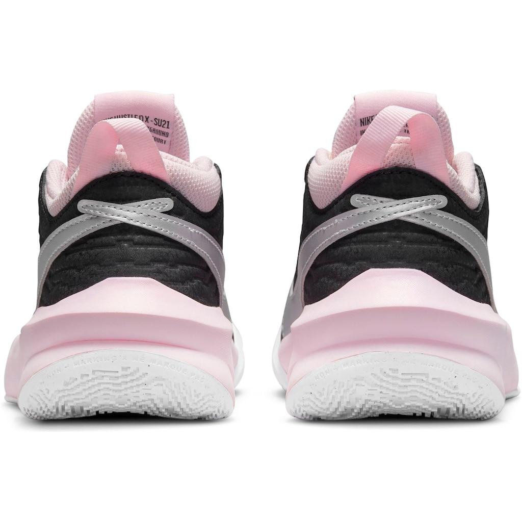 Nike Basketballschuh »TEAM HUSTLE D 10«