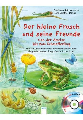 Buch »Der kleine Frosch und seine Freunde / Friederun Reichenstetter-Schmidt,... kaufen