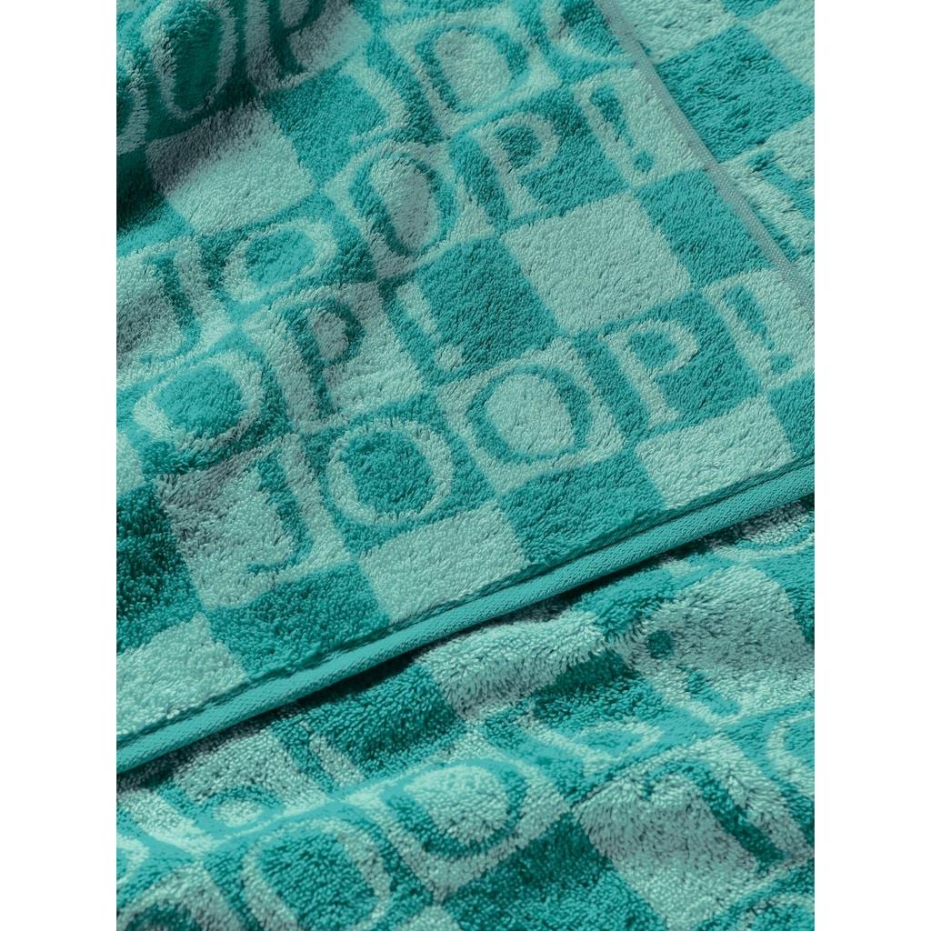 Joop! Handtücher »FRAME CHECKED«, (2 St.), mit Karos