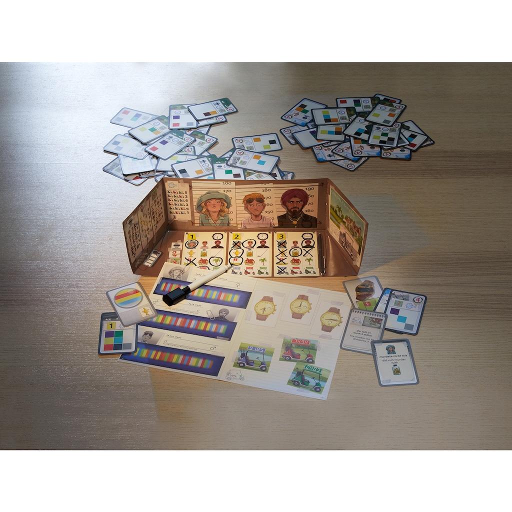 Haba Spiel »The Key – Mord im Oakdale Club«, Made in Germany