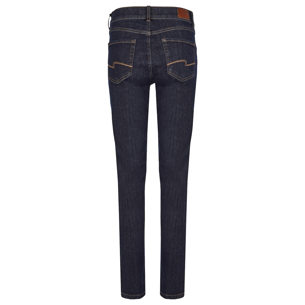 ANGELS Skinny-fit-Jeans,Skinny' in klassischer Used-Waschung