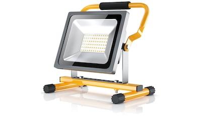 Brandson LED Baustrahler für Innen -  und Außenbereich »30W / 2500 Lumen / IP65 (wasserfest)« kaufen