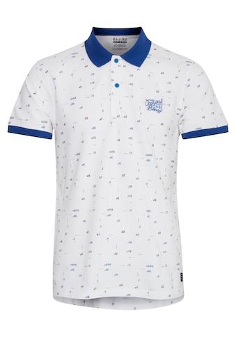 Blend Poloshirt »20709634«, Polo mit modischen Details kaufen