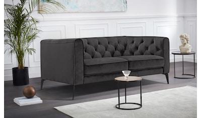 Leonique Chesterfield - Sofa »Namarda« kaufen