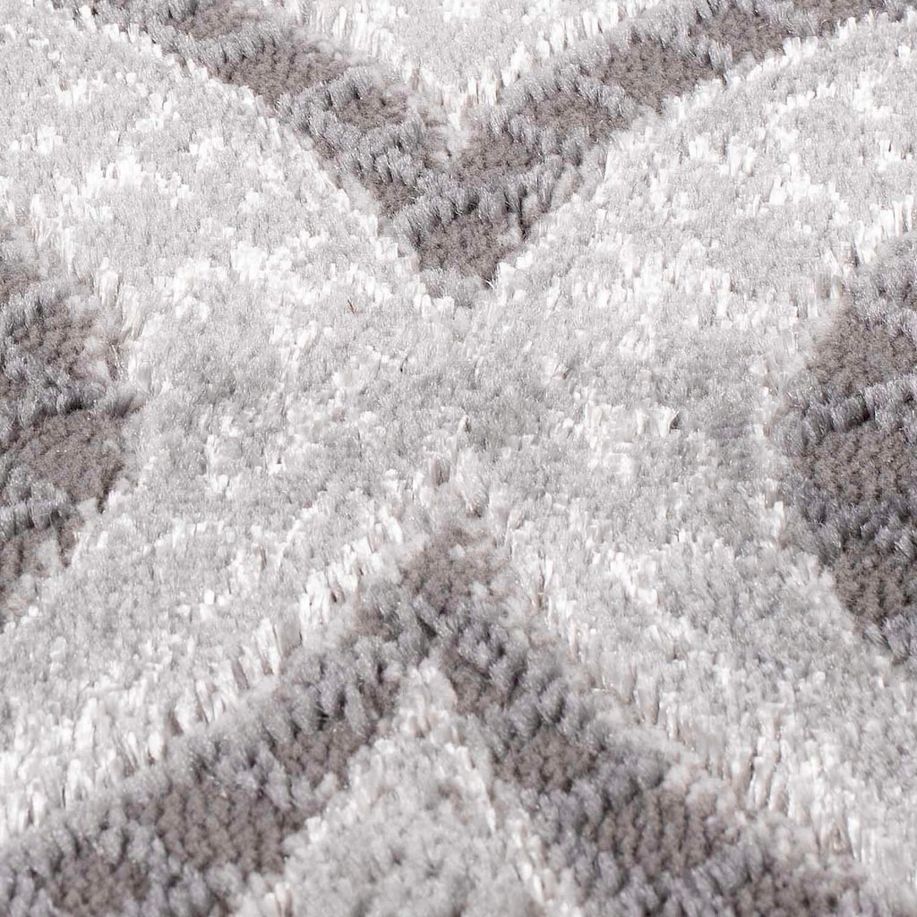 Carpet City Teppich »Platin 7741«, rechteckig, 11 mm Höhe, Wohnzimmer