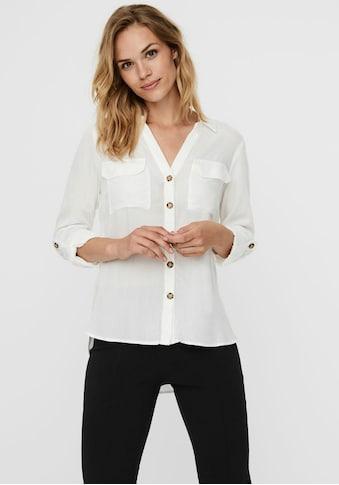 Vero Moda Hemdbluse »VMBUMPY« kaufen