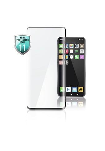 Hama Displayschutzglas »Displayschutzglas Schwarz«, für Xiaomi Mi 11 (Ultra) 5G, für... kaufen