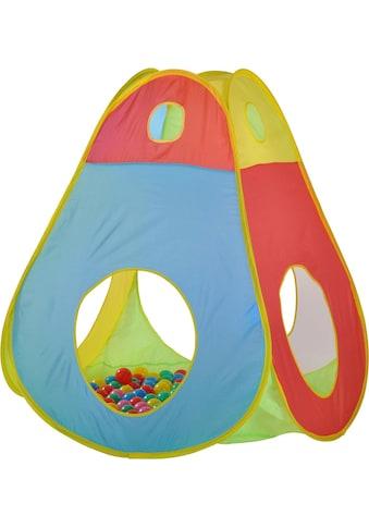 Knorrtoys® Spielzelt »Brody«, mit 100 Bällen kaufen