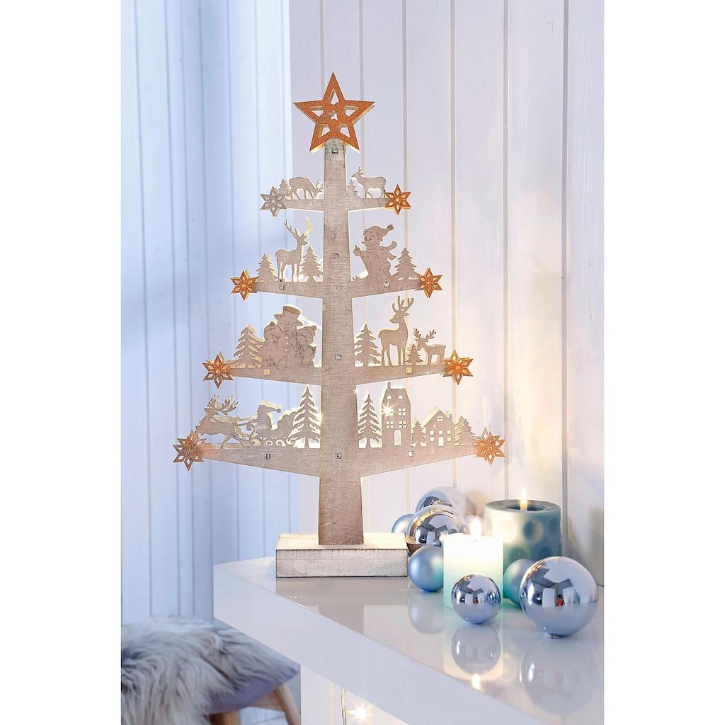 CHRISTMAS GOODS by Inge,LED Baum