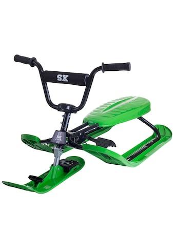 STIGA Schlitten »Racer SX Green«, BxL: 50x120 cm kaufen