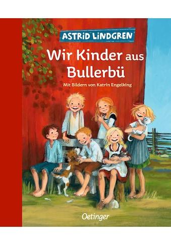 Buch »Wir Kinder aus Bullerbü (farbig) / Astrid Lindgren, Katrin Engelking, Else von... kaufen