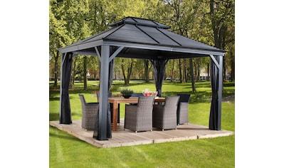 50NRTH Pavillon »Mykonos«, BxL: 364x484 cm, inkl. Moskitonetze kaufen