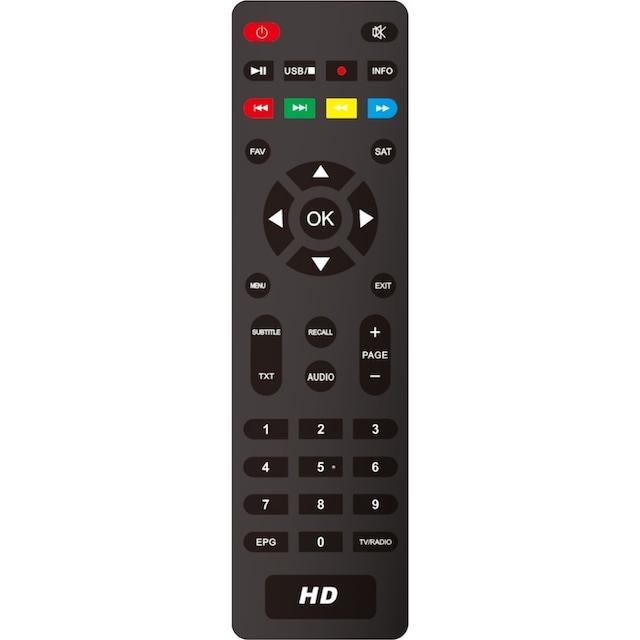 Opticum Red »AX 300 Mini v3 Full HD« SAT-Receiver