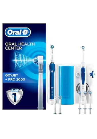 """Oral B Mundpflegecenter """"OxyJet + PRO 2000"""" kaufen"""