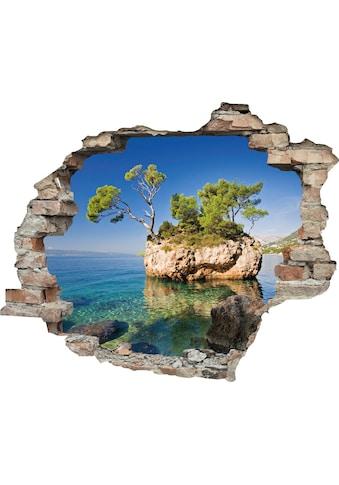 queence Wandtattoo »Insel« kaufen