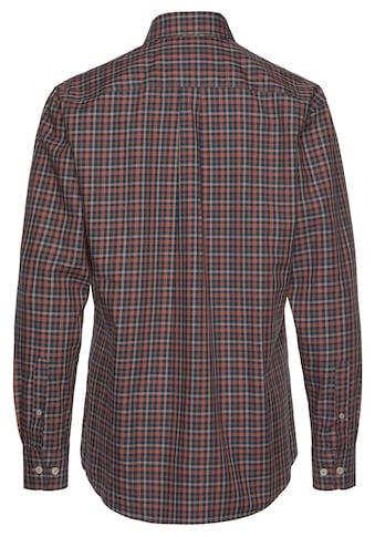 FYNCH - HATTON Flanellhemd kaufen