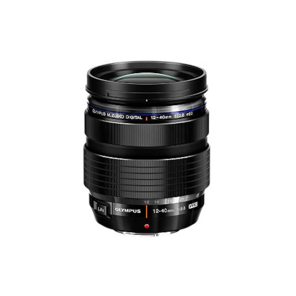 Olympus Systemkamera »E-M1 Mark III 1240mm Kit blk/blk«, 21,8 MP, WLAN (WiFi)-Bluetooth