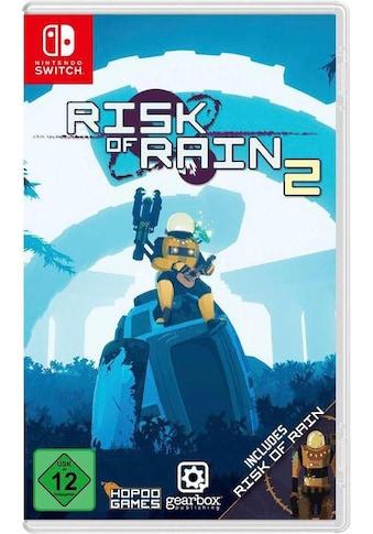 Gearbox Publishing Spiel »Risk of Rain 2«, Nintendo Switch kaufen