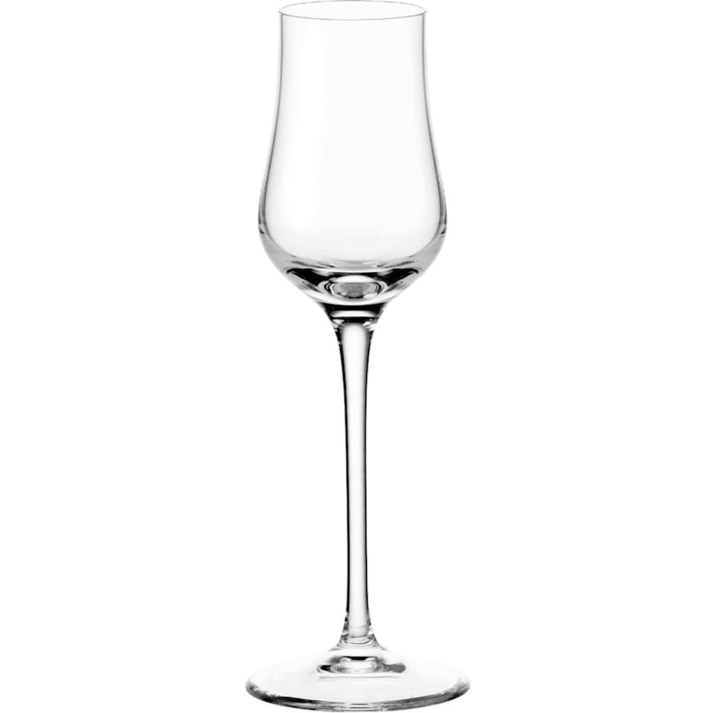 LEONARDO Grappaglas »Ciao+«, (Set, 6 tlg.), 85 ml, 6-teilig