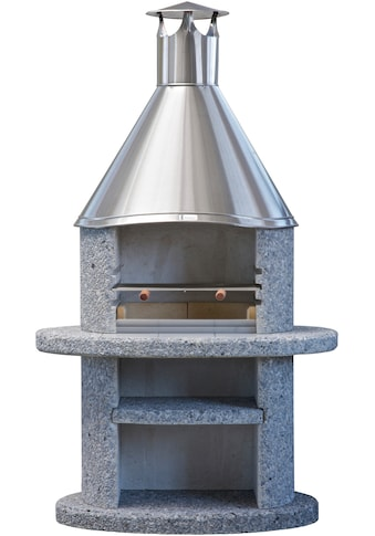 WELLFIRE Grillkamin »Duna«, BxTxH: 110x73x192 cm kaufen