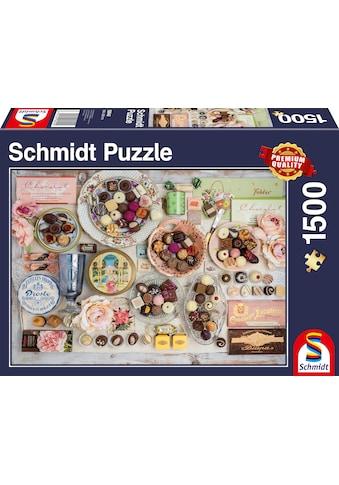 Schmidt Spiele Puzzle »Nostalgie-Schokoladen« kaufen