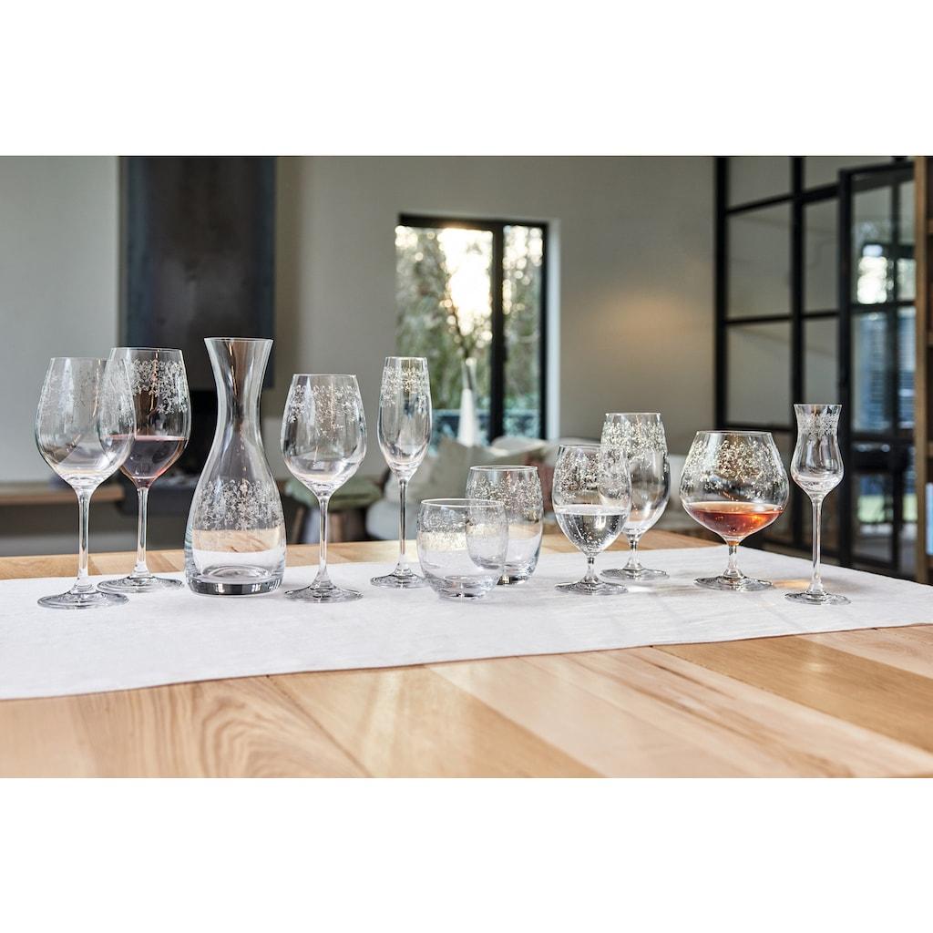 LEONARDO Weinglas »Chateau«, (Set, 6 tlg.), 510 ml, Teqton-Qualität, 6-teilig