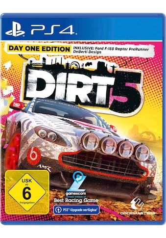 DIRT 5  -  Launch Edition PlayStation 4 kaufen