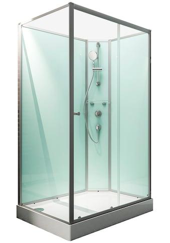 SCHULTE Komplett - Set: Komplettdusche »Ibiza«, BxT: 120 x 80 cm kaufen