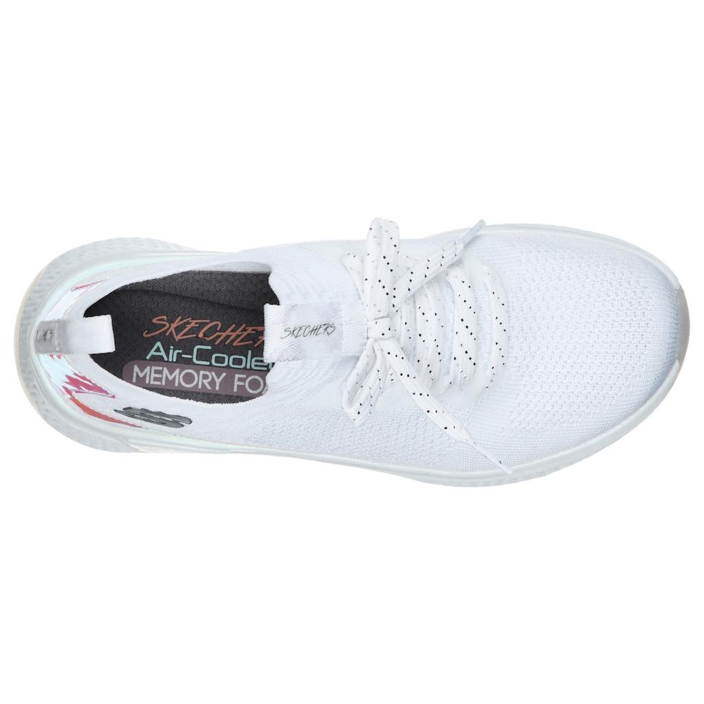 Skechers Slip-On Sneaker »SOLAR FUSE - GRAVITY EXPERIENCE«, mit dezenten Kontrastbesatz