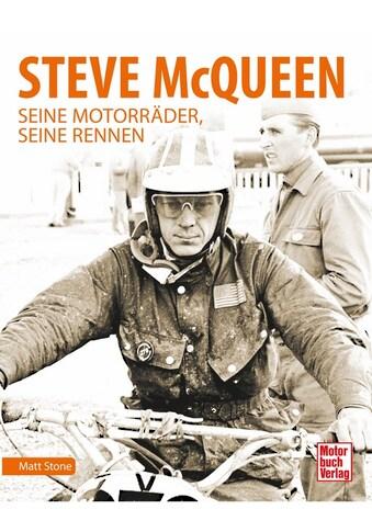 Buch »Steve McQueen / Matt Stone« kaufen