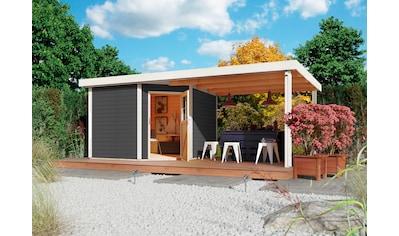 WOODFeeling Gartenhaus »Neuruppin 3« kaufen