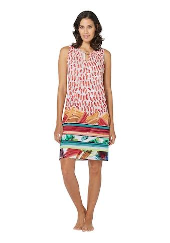 Sommerkleid im angesagtem Mustermix kaufen