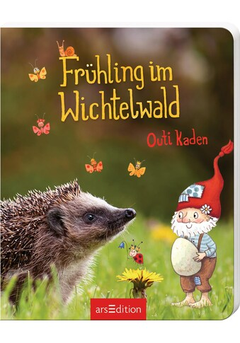 Buch »Frühling im Wichtelwald / Outi Kaden, Outi Kaden« kaufen