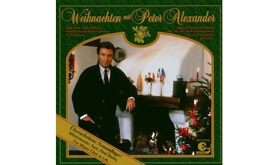 Musik - CD Weihnachten Mit Peter Alexander / Alexander,Peter, (1 CD) kaufen