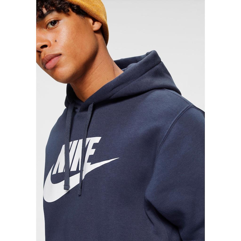 Nike Sportswear Kapuzensweatshirt »CLUB FLEECE MENS GRAPHIC PULLOVER HOODIE«
